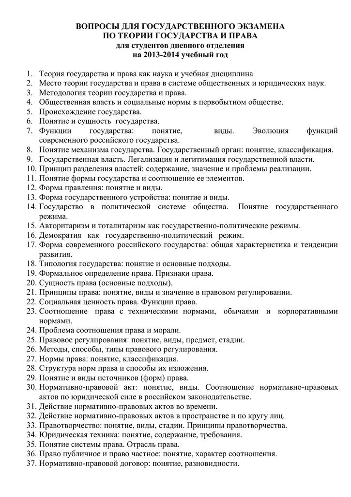 Тип государства понятие и соотношение со смежными категориями