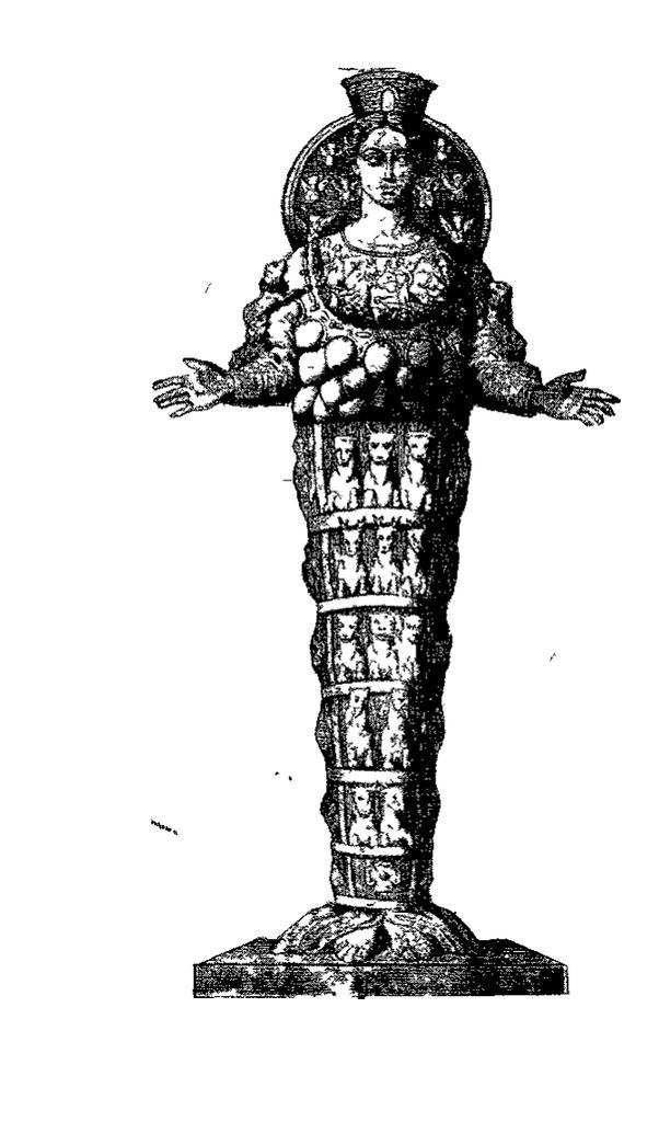 Древнегреческие боги езидов