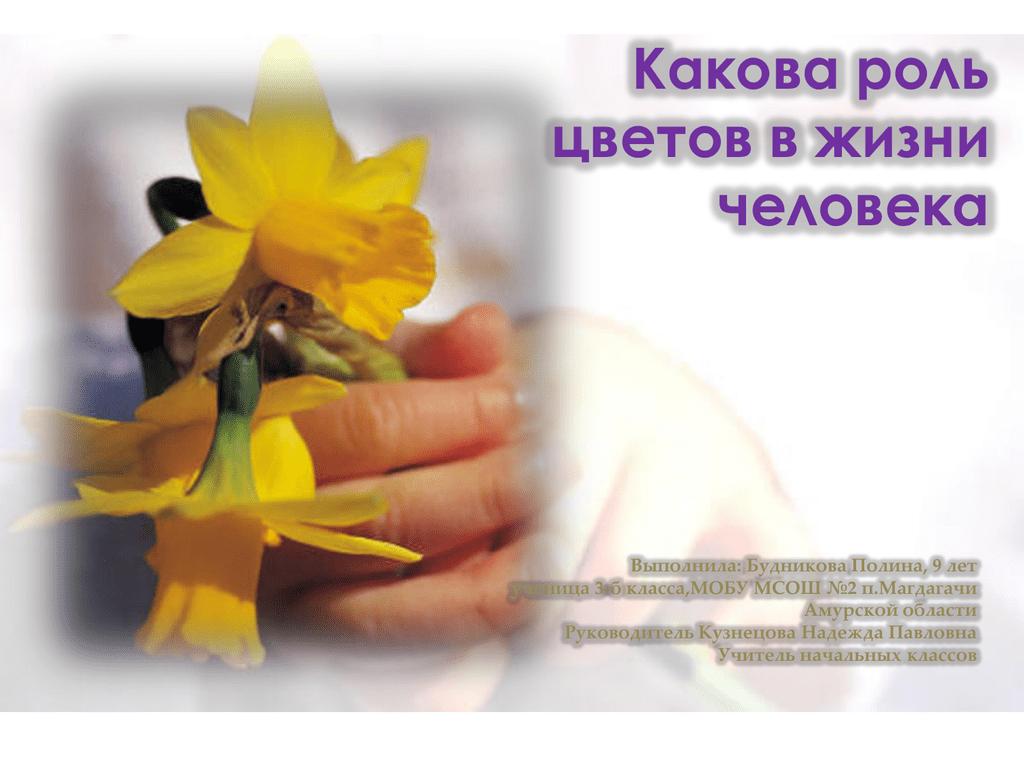 Роль открытки в жизни человека