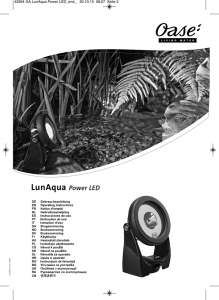 LunAqua Power LED - Oase Living Water