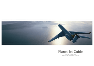 Planet Jet Guide