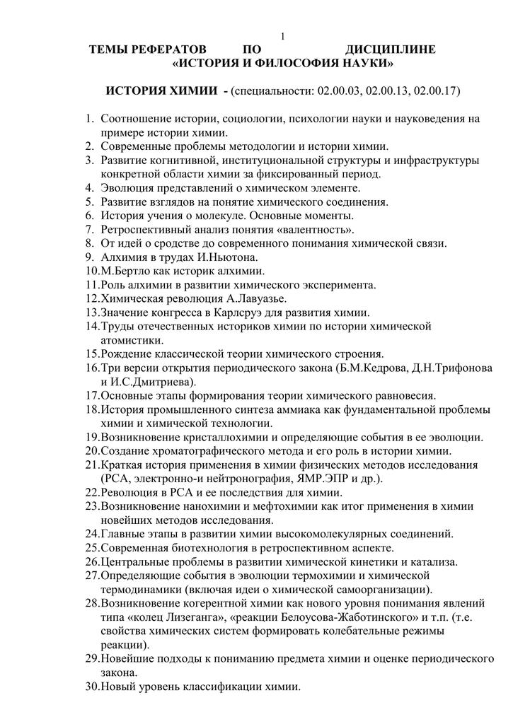 Современные проблемы информатики и вычислительной техники темы рефератов 4232