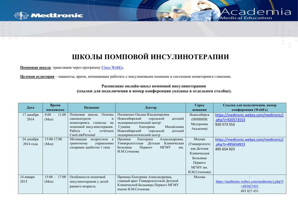 Medtronic Education