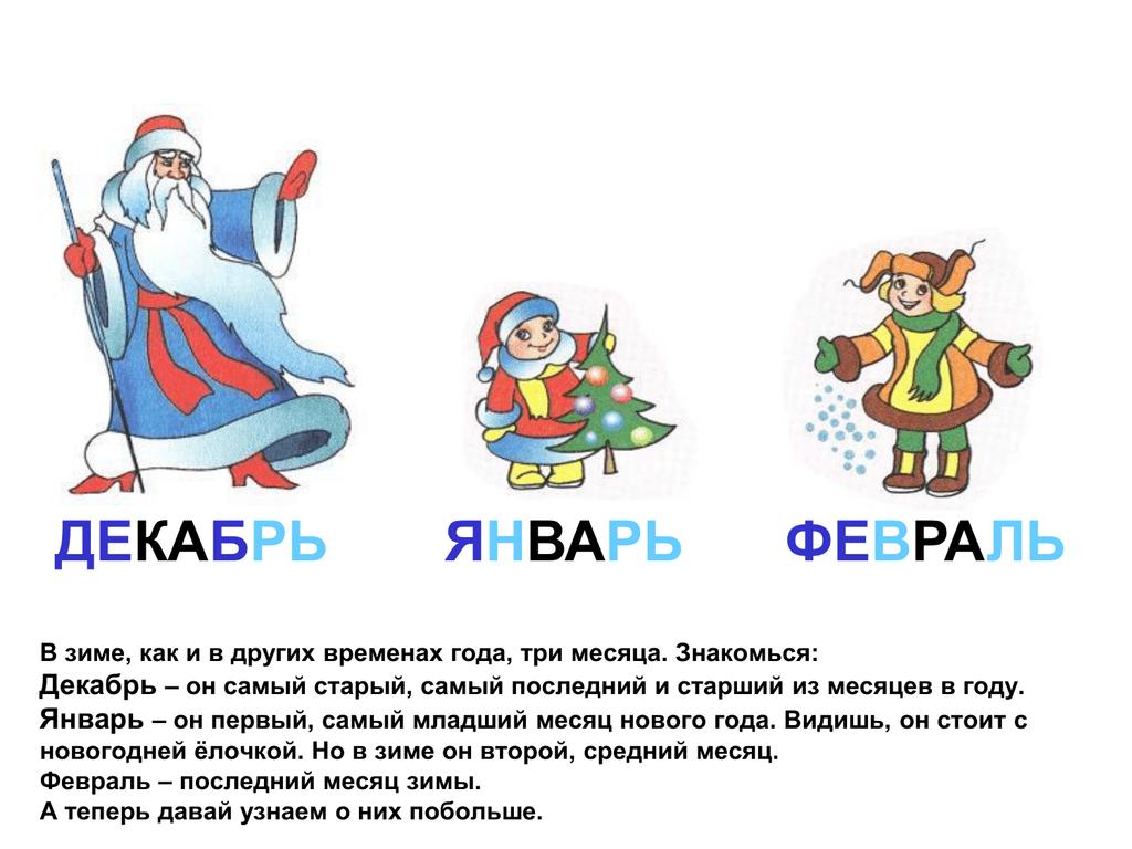 картинки на зиму декабрь январь февраль только папы