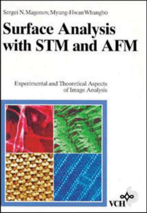 magonov. surface analysis with stm and afm