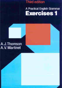 [A. J. Thomson, A. V. Martinet] A Practical Englis(BookFi) (1)