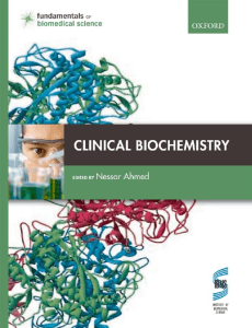 1-Clinical Biochemistry Fundamentals of