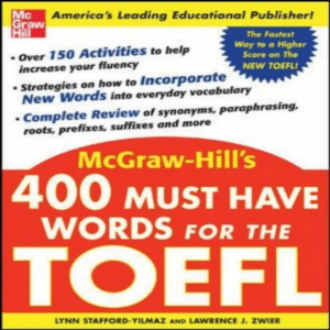 400 Must-have Words for the TOEFL 3