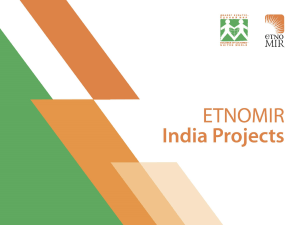 ETNOMIR - India Projects (updated)