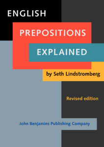 English Prepositions Explained Revised Edition
