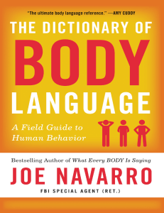 The dictionary of body language [ENG]
