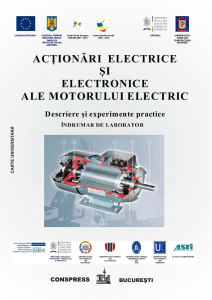 manual actionari electrice