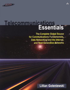 Telecommunications-Essentials